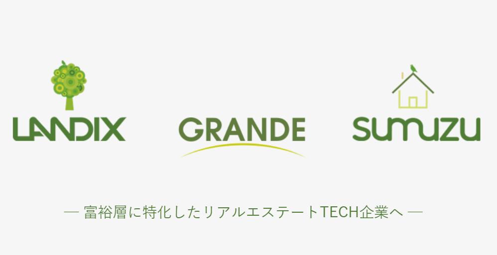 株式会社ランディックスの事業ブランド